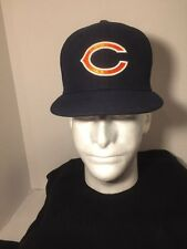 Chicago Bears New Era  Fitted Hat NFL Size 6 5/8