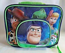 New Disney Pixar Toy Story 4 Movie Kids Soft School Buddies Lunch Bag PVC Free