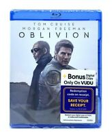 Oblivion Blu-ray Tom Cruise NEW