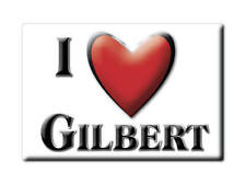 GILBERT AIMANT NOM J'AIME SAINT VALENTIN ANNIVERSAIRE CADEAUX NAISSANCE 6198