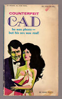 Counterfeit Cad, Marc Platt vintage 1966 All Star Books GGA sleaze VG-EX