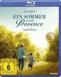 Ein Sommer in der Provence [Blu-ray/NEU/OVP] Tragikomödie um einen Familienurlau