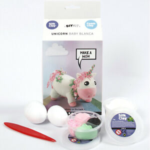Baby Blanca Unicorn Modelling Clay Craft Kit for Kids
