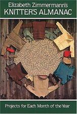 Elizabeth Zimmermanns Knitters Almanac (Dover Kn