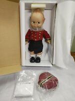 """12"""" Kewpie Bell Hop 2006 Cameo Doll Company"""