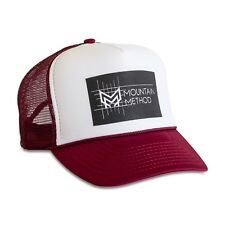 MOUNTAIN METHOD | GRIDLINE | TRUCKER HAT | PNW INSPIRED BRAND