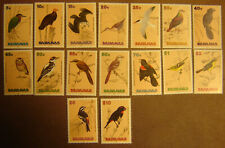 Bahamas #709-724 Mint Never Hinged F-VF Complete
