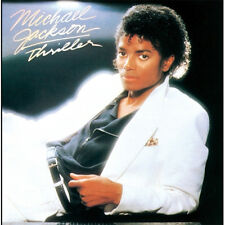 MICHAEL JACKSON - THRILLER RE-MASTERED Korea Edition Brand NEW SEALED