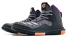 NEW Adidas D ROSE LAKESHORE Basketball MAN TRAINERS Black Red UK SIZES 8 9 10 11