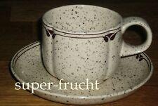 1 Kaffeetasse + Untertasse  Rosenthal  FORM OHNE NAMEN  BRITTA