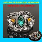 ANILLO BARAHIR ARAGORN EL SEÑOR DE LOS ANILLOS ARWEN EL HOBBIT ESDLA