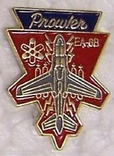 Hat Tie Tac Pin Airplane EA-6B Prowler logo NEW