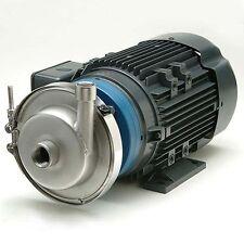 "Centrifugal Pump - 4"" Impeller - 95 GPM - 115/230V - 1/2"" Discharge - 3/4"" Inlet"