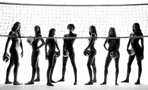 {24 inches X 36 inches} US Womens Volleyball National Poster #1 - Free Shipping!