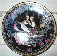 "LOVE STORY OF SIAM PLATE ""THE BETROTHAL"" 1ST ISSUE"