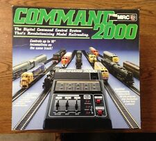 MRC COMMAND 2000 - DCC SYSTEM
