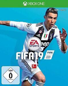 FIFA 19 (XboxOne) Champions Rise