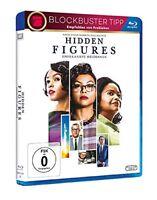 Hidden Figures - Unerkannte Heldinnen [Blu-ray/NEU/OVP] drei befreundete, afroam