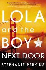 Lola and the Boy Next Door-ExLibrary