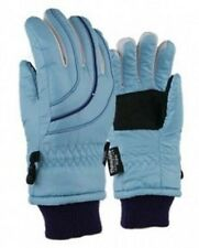 Girls Ski Snow Winter Gloves Waterproof NWT 4 - 6x NWT Insulated Blue #20215