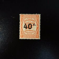 FRANCE TIMBRE TAXE N°50 NEUF ** LUXE GOMME D'ORIGINE MNH