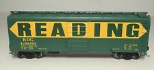 Bowser  READING 40' Single Door Box Car Set (3 cars / 3 numbers) NIB  RTR