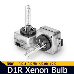 2X D1R 35W HID Replacement Xenon Headlight Light Bulbs 6000K 4300K 5000K 8000K