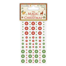 Dovecraft The Magic of Christmas Pearls for cards & craft