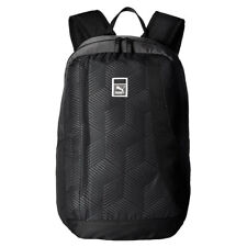 d95af3b201fd PUMA Sole Backpack I Unisex School Training Gym Black Sports Rucksack