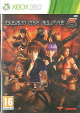 Dead or Alive 5 Microsoft Xbox 360 16+ Fighting Game