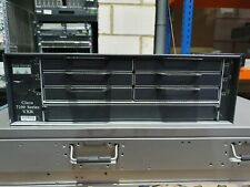 CISCO7206VXR DUAL PWR + NPE-G1 FREE UK DELIVERY FULL WORKING ORDER 7206VXR