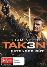 Taken 3 (DVD, 2015) NEW R4