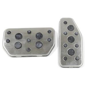 OEM NEW Accelerator Gas & Brake Pedal Pad Set 13-15 Chevrolet Spark 96683187