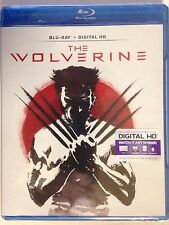 The Wolverine (Blu-ray Disc, 2016) w/HD Ultraviolet
