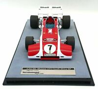 1:18 Mario Andretti FERRARI 312 B race car 1972 SOUTH AFRICA Grand Prix TM18194B