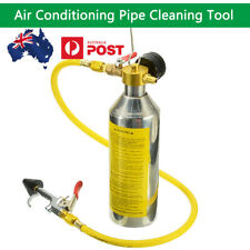 Air Conditioning Pipe Cleaning Bottle A/C Flush For R134a R12 R22 R410a R404a