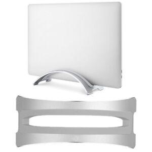 Space-save Laptop Vertical Stand Desktop Erected Holder for MacBook Pro,