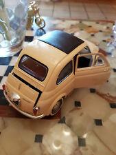 by SOLIDO' FIAT nuova 500 1:18