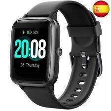 LIFEBEE Smartwatch, Reloj Inteligente Impermeable IP68 para Hombre Mujer niños,