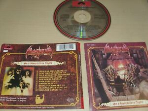 "MAGNUM "" ON A STORYTELLER'S NIGHT "" 1985 CD !"