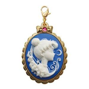 Sailor Moon Sailor Moon Blue Cameo Key Chain Charm Fastener Anime Manga NEW