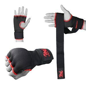 INI Boxing Gel Gloves Hand wraps Punch Bag Inner Glove MMA Martial Arts