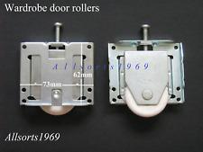 Sliding wardrobe door rollers wheels stegbar regency * 1 Pair *