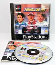 New listing Formula One 99 Video Game for Sony PlayStation PS1 PAL TESTED