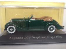 1:43 Lagonda LG6 Drophead Coupe 1938
