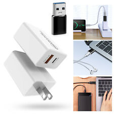 18W USB Type-C Wall Fast Charger PD Power Adapter For iPhone 12 Pro Max 11 iPad