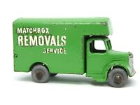 Matchbox Lesney No.17a Bedford Removal Van