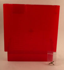 Translucent Red Cartridge Shell For NES Nintendo Entertainment System