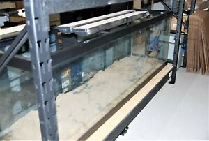 FISH TANK / AQUARIUM - 125 GALLONS HEAVY DUTY GLASS