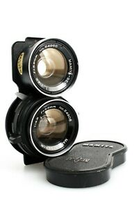 Excellent Mamiya 55mm f/4.5 TLR Wide Angle Lens - Serviced
